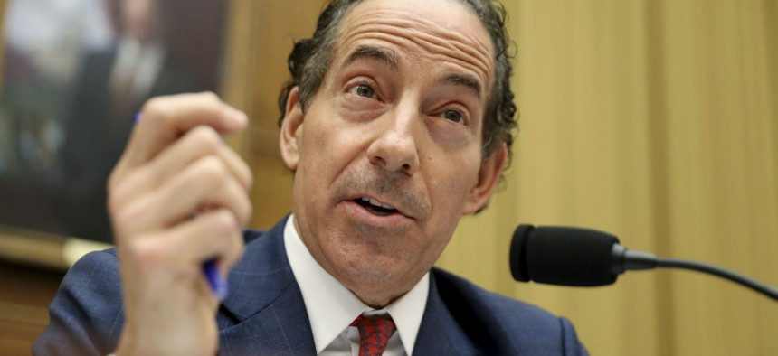Rep. Jamie Raskin, D-Md., is one of several Democrats urging GAO to investigate hiring at the National Weather Service.