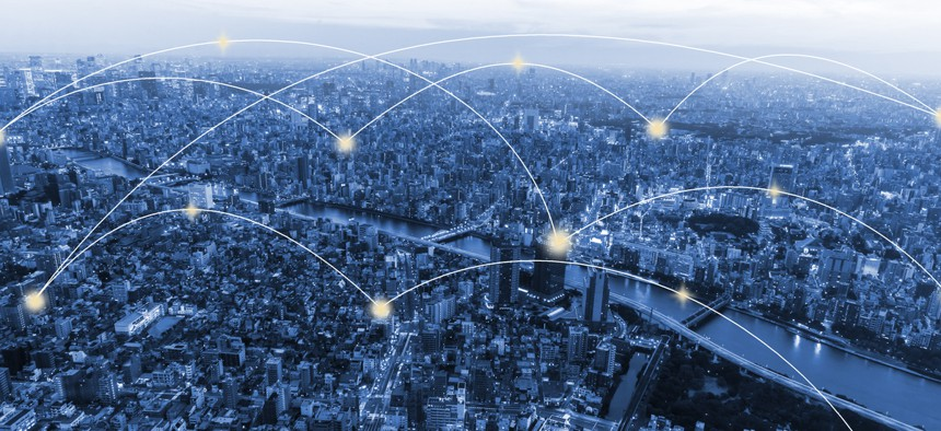 Digital attacks can cause havoc in different places all at the same time.