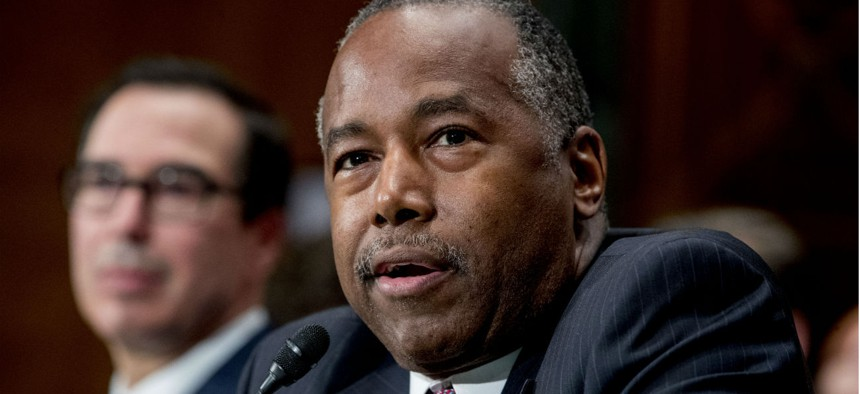 HUD Secretary Ben Carson was cleared of wrongdoing.
