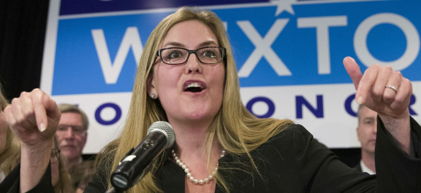 Rep. Jennifer Wexton, D-Va., and 31 other Democratic lawmakers sent a letter to appropriators.