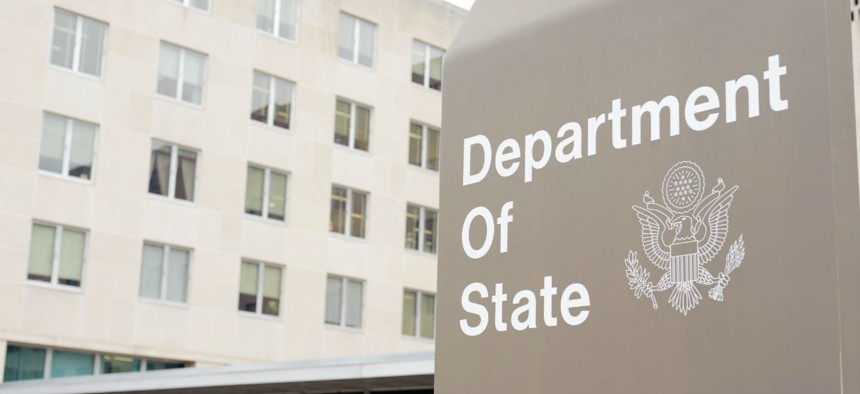 The State Department's virtual internship program was popular because of the flexibility it offered.
