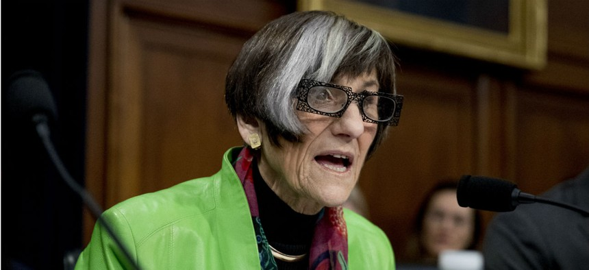 Rep. Rosa DeLauro, D-Conn., was one of the signatories of a letter to Social Security Commissioner Andrew Saul.