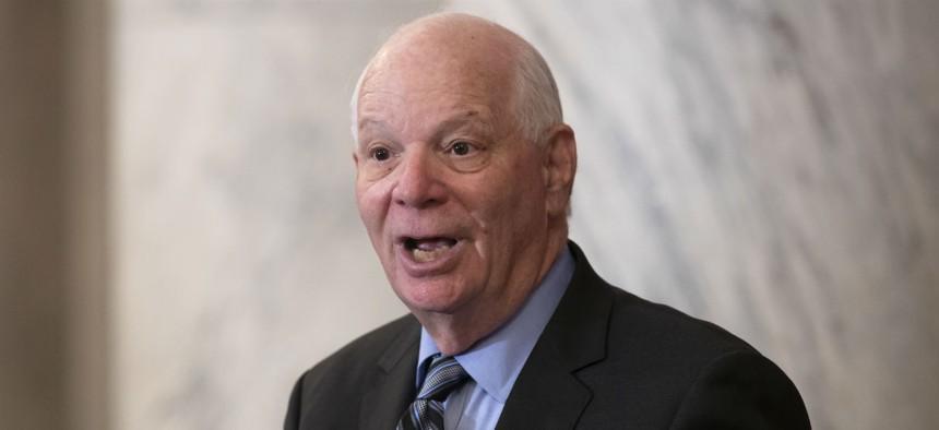 Sen. Ben Cardin, D-Md., led the senators in writing the letter.