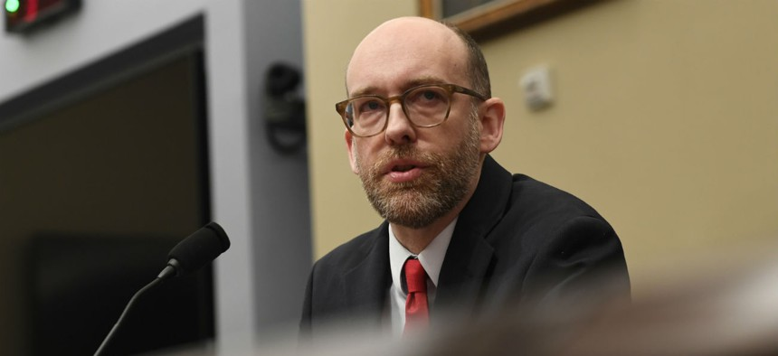 Acting OMB Director Russell Vought said each agency must develop specific strategies and goals to slash injuries on the job and time off of work due to injuries.