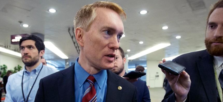 Sponsor Sen. James Lankford, R-Okla., said the bill is a commonsense measure.