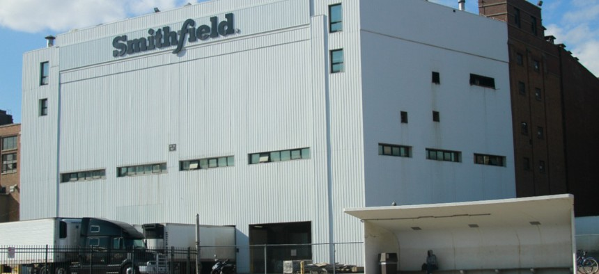 More than 80 employees have confirmed cases of novel coronavirus at the Smithfield pork processing plant in Sioux Falls, S.D.