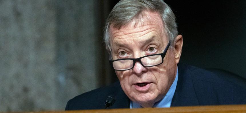Sen. Dick Durbin, D-Ill., introduced the bill.