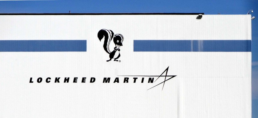 Lockheed Martin's Advanced Development Programs facility in Palmdale, California.