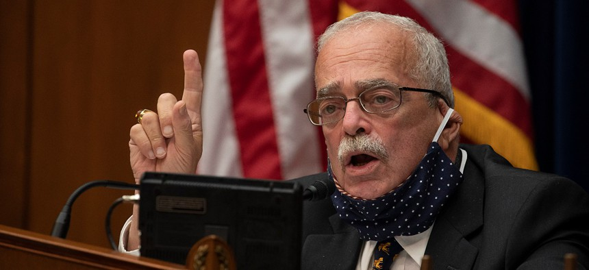 Rep. Gerry Connolly, D-Va., and other Democrats introduced a bill to stop the administration from forming Schedule F.