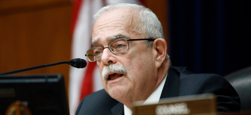 Rep. Gerry Connolly, D-Va., is one of the sponsors of the bill.