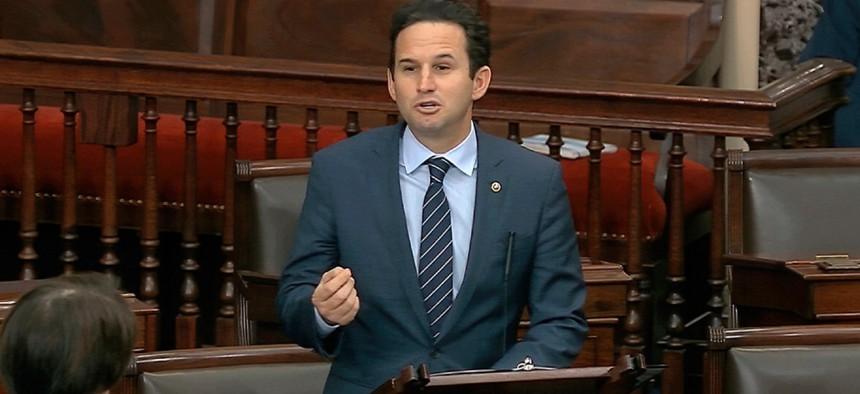 Sen. Brian Schatz, D-Hawaii, introduced the Senate bill.