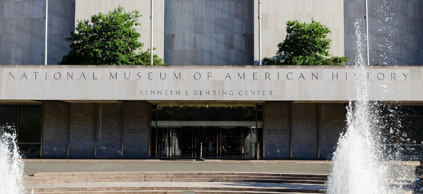 The Museum of American History is one of the Smithsonian locations reopening.