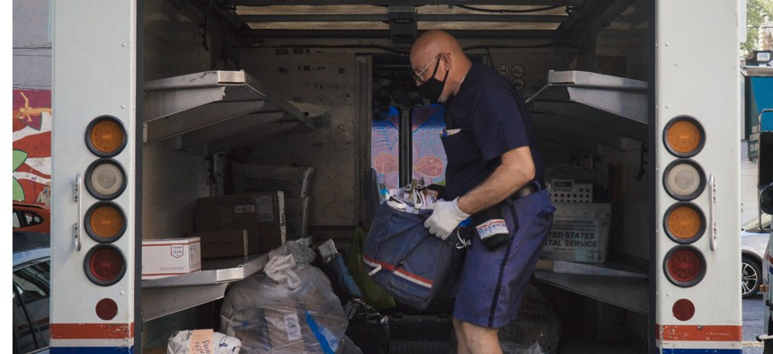 The Postal Service previously announced voluntary early retirement The Postal Service previously announced voluntary early retirement incentives for eligible workers.