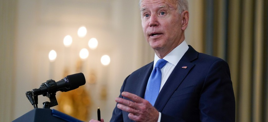 Advancing racial equity is one of the key pillars of the Biden administration.
