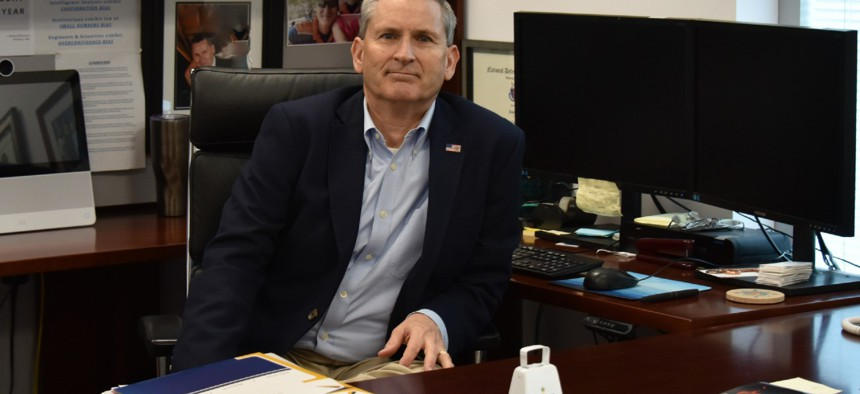 National Intelligence University President Scott Cameron