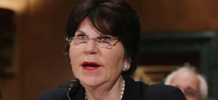 Laura Wertheimer was under fire from the Council of the Inspectors General on Integrity and Efficiency and Sens. Chuck Grassley, R-Iowa, and Ron Johnson, R-Wis.