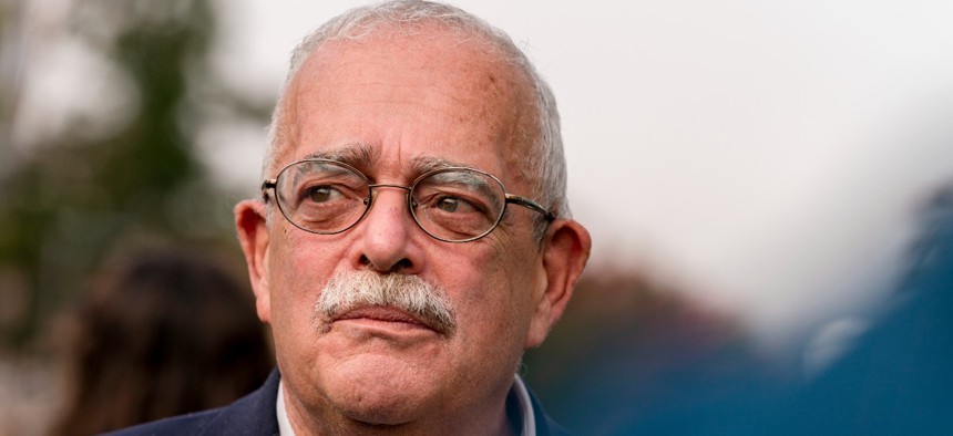 Rep. Gerry Connolly, D-Va., urged the appropriations committee to include language stipulating an average 3.2% pay increase for civilian federal employees.