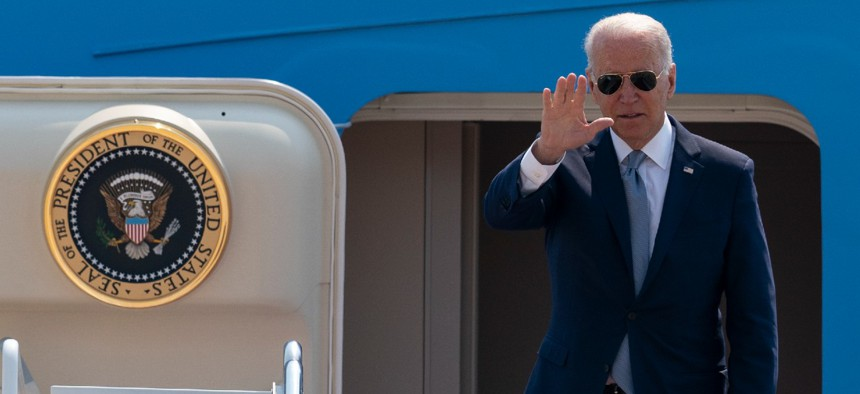 The groups expressed their concerns about what's next in a letter to President Biden.