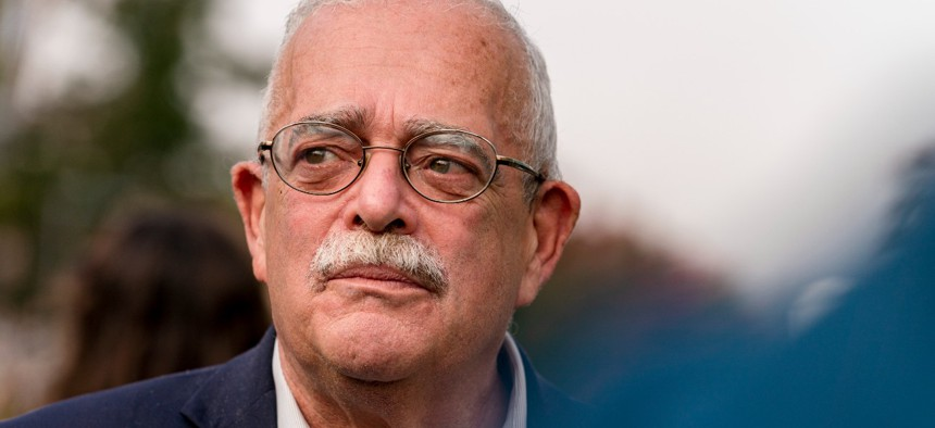 Rep. Gerry Connolly, D-Va., said a Trump executive order exposed judges to political influence.