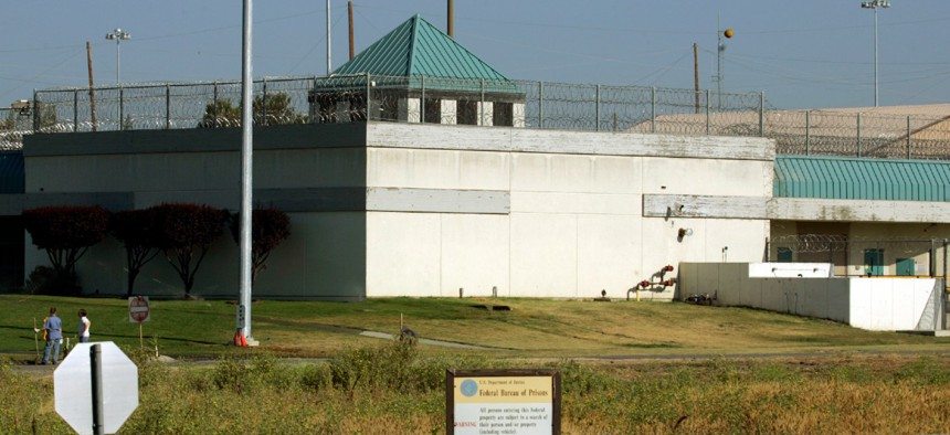 The Federal Correctional Institution in Dublin, Calif.