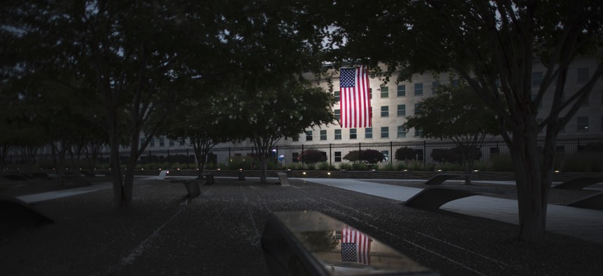 Families have sought the release of classified FBI documents to support their claim in a federal lawsuit that two hijackers who helped attack the Pentagon on 9/11 received support from Saudi Arabia.