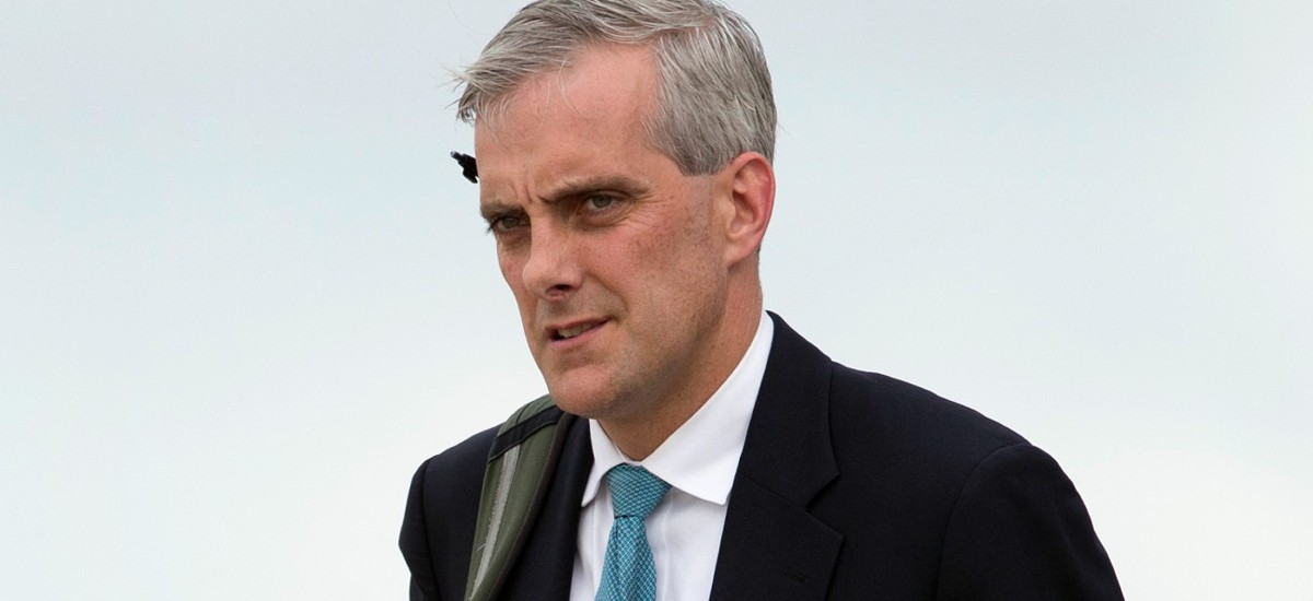 Veterans Affairs Secretary Denis McDonough says VA will soon begin firing employees who refuse to be vaccinated against COVID-19.