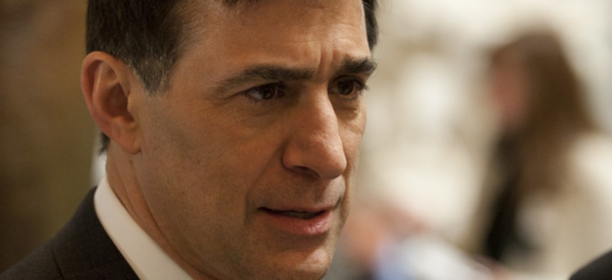 Rep. Darrell Issa, R-Calif., chairs the committee that approved the legislation.