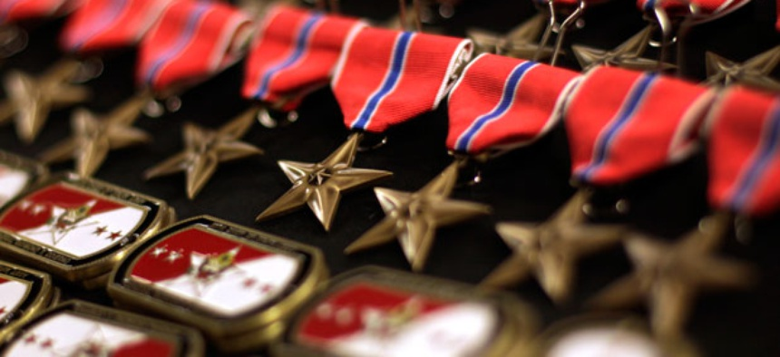 Bronze Star Medals