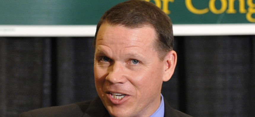 Rep. Sam Graves, R-Mo., called small business improvement opportunities 'a triple play.'