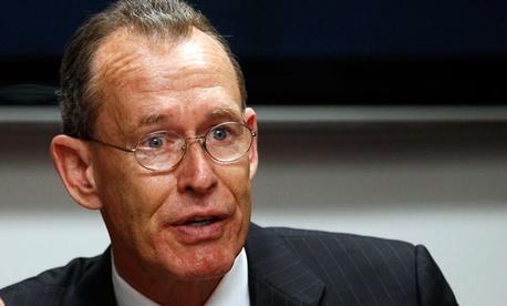 Lockheed Martin CEO Robert Stevens