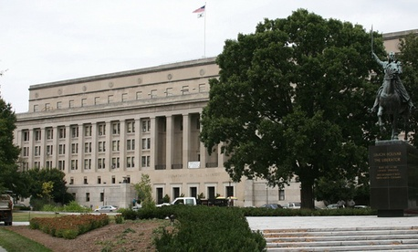 Interior headquarters are located in Washington, D.C.