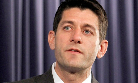 Rep. Paul Ryan, R-Wis., released the strategy.