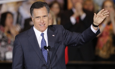 Romney stepped aside in 2008 in the name of party unity.