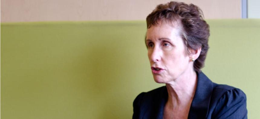 GSA chief Martha Johnson submitted her resignation.