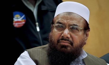 Hafiz Saeed is described as the leader of the Lashkar-e-Taiba group.