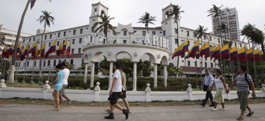 The Secret Service sent home some of its agents for misconduct that occurred at the Hotel Caribe.