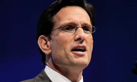 House Majority Leader Eric Cantor, R-Va., supports the bill.