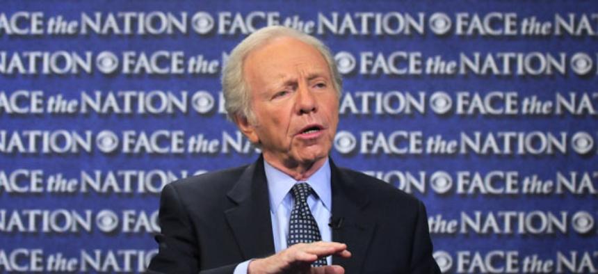 Sen. Joe Lieberman, I-Conn., is an outspoken critic of both organizations.
