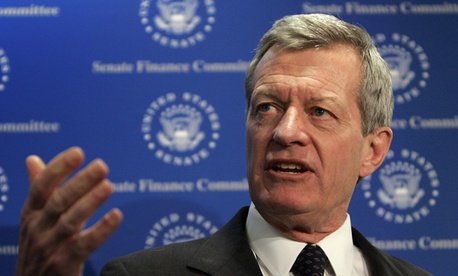 "Committee chairman Max Baucus, D-Mont., said the result was a ""success story."""