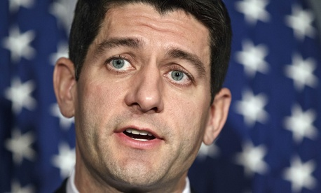 Rep. Paul Ryan, R-Wis., sponsored the bill Obama has threatened to veto.