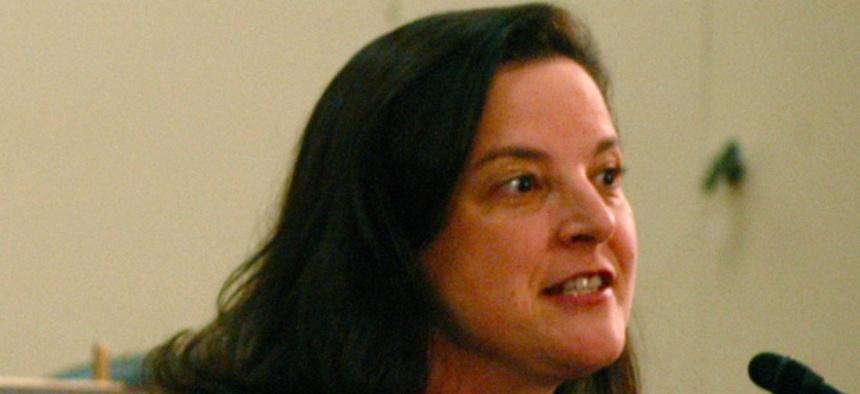 OSC's Carolyn Lerner.