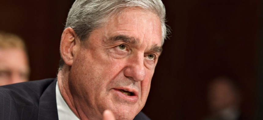 FBI Director Robert Mueller testified Wednesday.