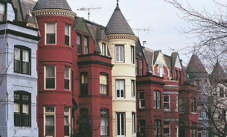 Washington's Georgetown neighborhood.
