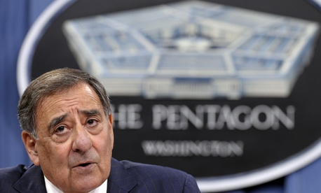 Looming budget cuts have the Defense Department concerned.
