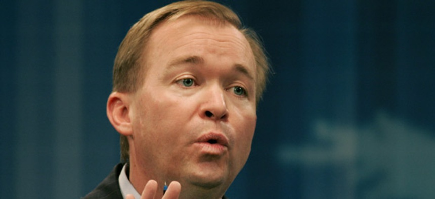 """Small businesses need to be protected against proposed GSA changes that would preclude them from competing for $50 billion a year in federal contracts for commercial items and services,"" Rep. Mick Mulvaney, R-S.C."