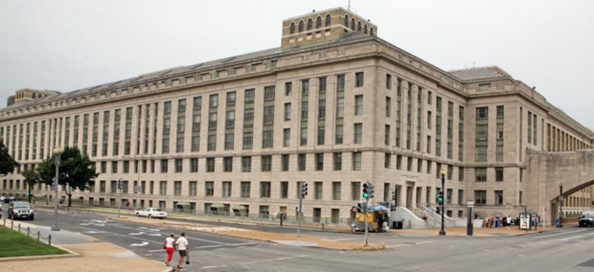 Agriculture Department headquarters