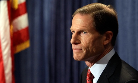 Sen. Richard Blumenthal, D-CT.