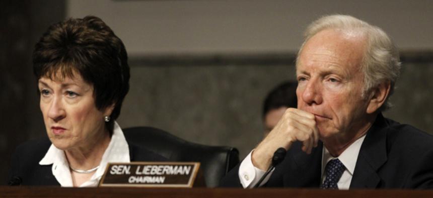 Sens. Joseph Lieberman, I-Conn. and  Susan Collins, R-Maine, have written to Attorney General Eric Holder demanding solutions.