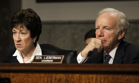 Sens. Joseph Lieberman, I-Conn. and  Susan Collins, R-Maine, have written to Attorney General Eric Holder demanding solutions.