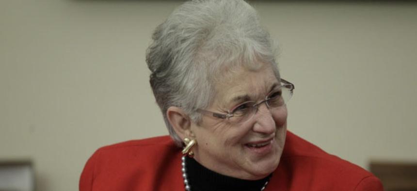 Rep. Virginia Foxx, R-N.C.